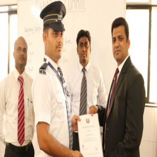 Awarded with Certificate